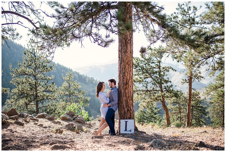 Romantic couples portraits at Lookout Mountain, Colorado Wedding Photographer, Denver Wedding Photographer, Colorado Elopement Photographer, Rocky Mountain Wedding Photographer, Denver Engagement Photographer