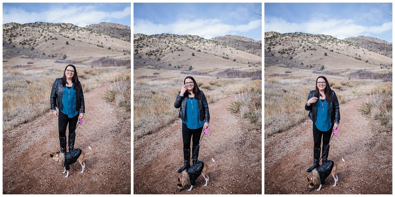 red rocks family photos, denver family photographer, colorado family photographer, family photos in denver, dog photos denver, red rocks, dog and woman photos, holiday photos, denver photos, colorado photographer