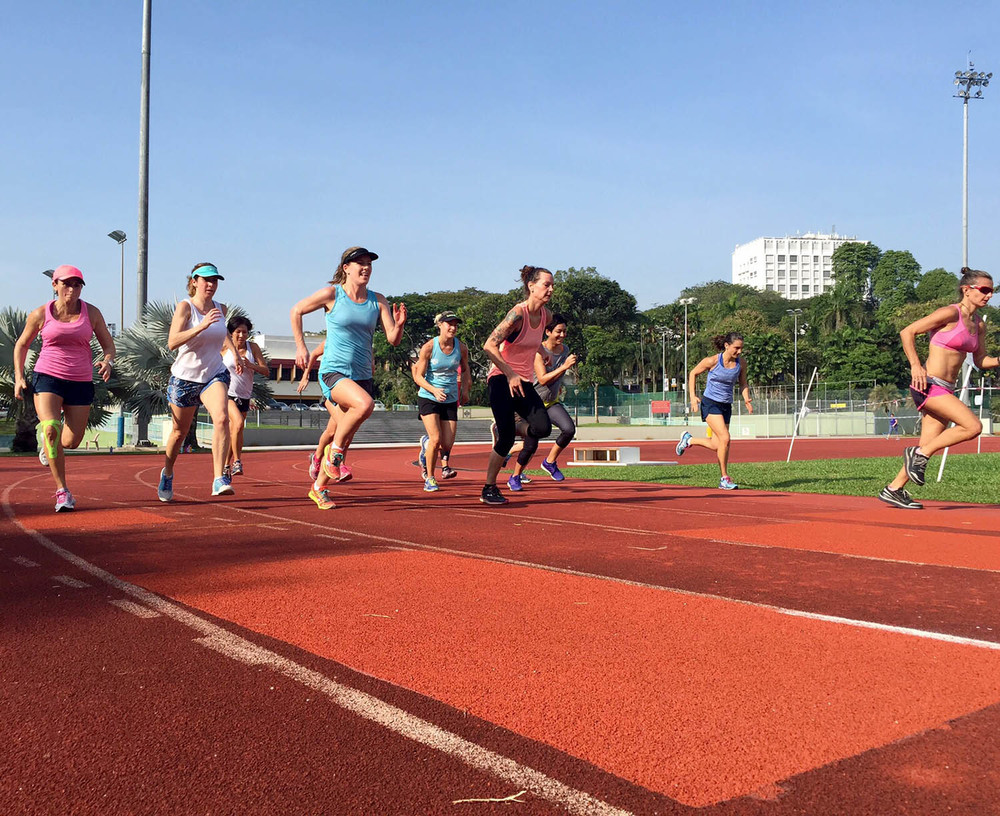 RUNFIT   RUNFIT is a track session aimed at new runners, those returning after injury and those looking to supplement their current fitness regime.   Read more  →