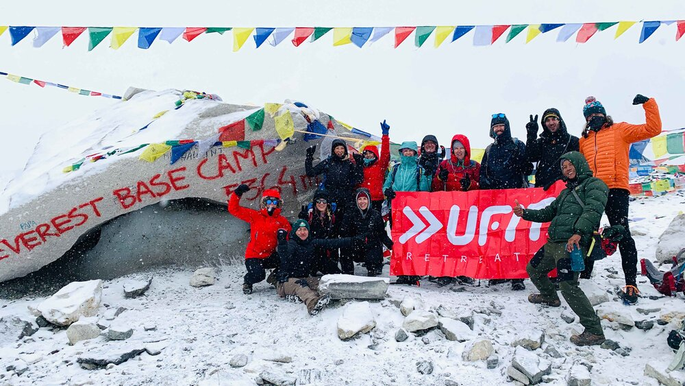 Mount+Everest+Base+Camp+UFIT+Retreats