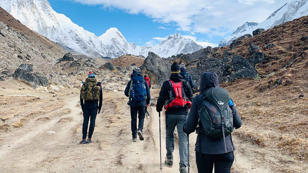 Everest+Base+Camp+Trek