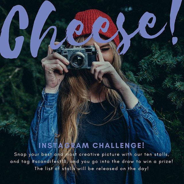 This year at the festival we will have an Instagram challenge! Snap your best and most creative photo with our listed stalls and you go into the draw to win a prize! The list of stalls will be released Saturday! . . . . . . . #brisbane #fun #familyfun #scandinavian #ikea #food #donuts #bowenhills #saycheese #smile #vikings #weekend