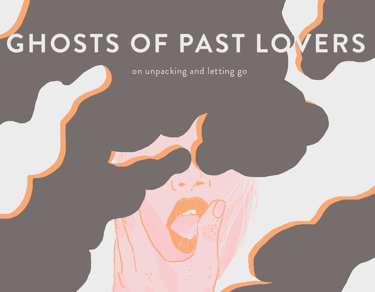 Ghosts of Past Lovers (2016)  Zine, 36 Pages, Digital