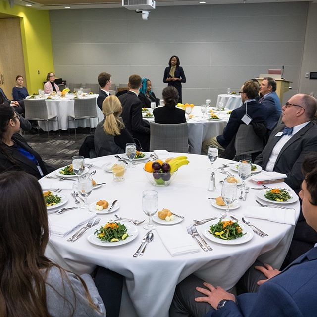 Dining Etiquette Session for students @American University. Dining Etiquette is one of my favorite courses to teach!  #etiquette #diningetiquette #youngprofessionals #americanuniversity #washingtondc