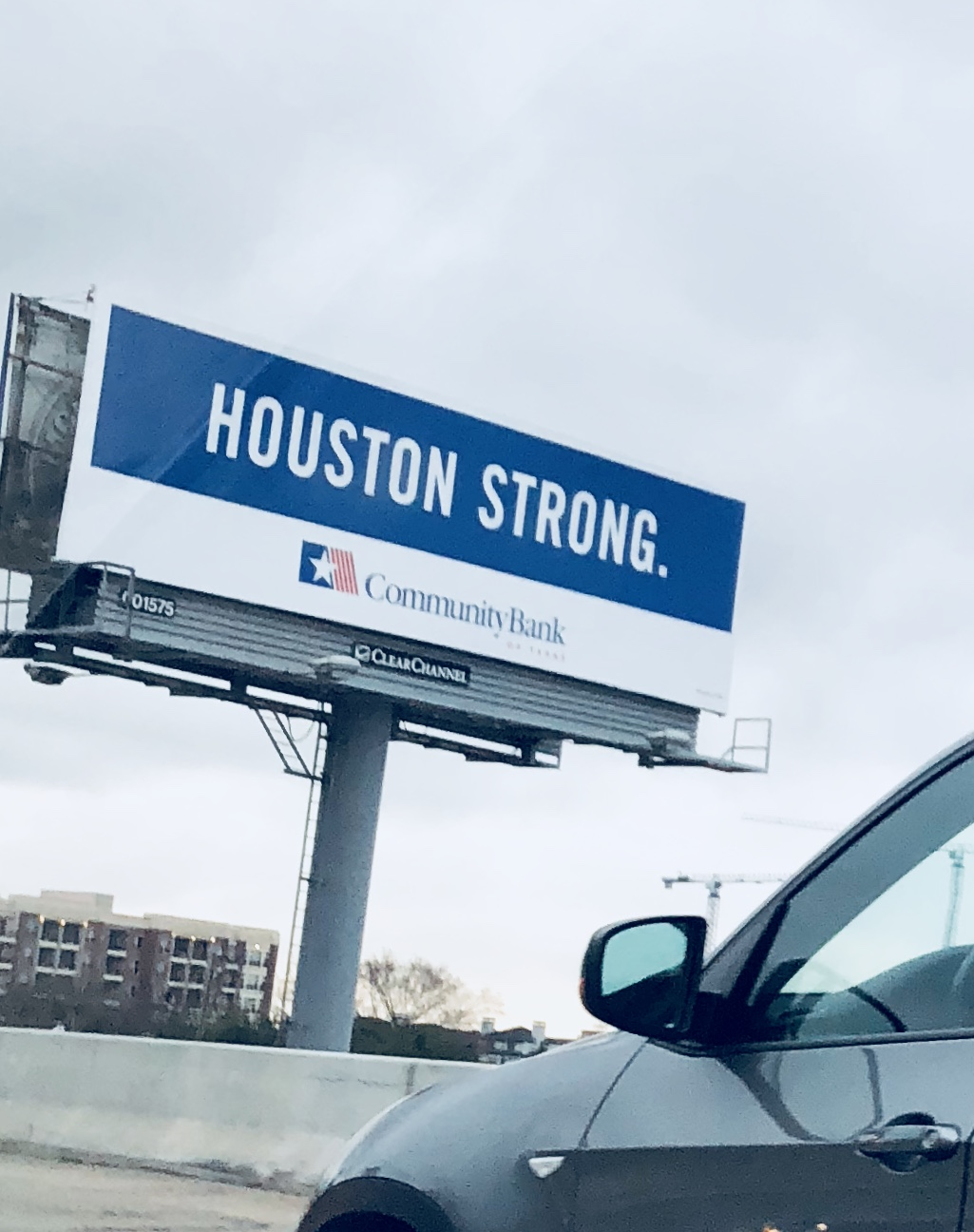 Houston Strong! - Taken by Tiffany Largey