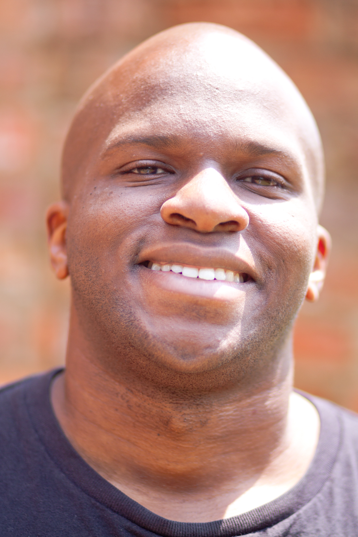 """Jason McCall - Jason McCall is an Alabama native, and he currently teaches at the University of North Alabama. His favorite word is """"neighbor"""" because that was the winning word in his 3rd grade spelling bee, and he is always happy to mention that he won his 3rd grade spelling bee. He also won his 2nd grade spelling bee. He holds an MFA from the University of Miami, and his collections include Two-Face God; Dear Hero,; Silver; I Can Explain; and Mother, Less Child. He is the co-editor of It Was Written: Poetry Inspired by Hip-Hop."""