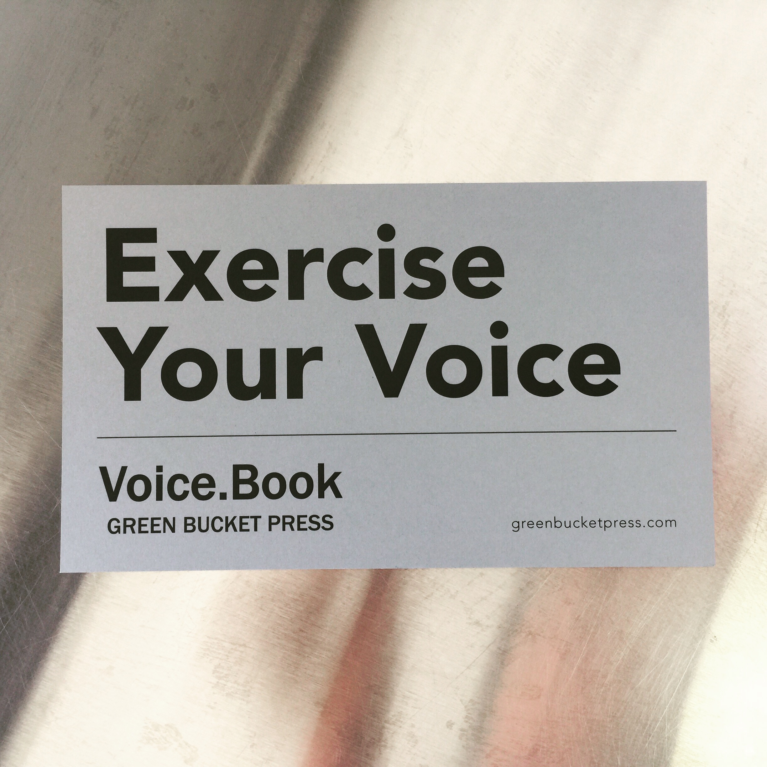 The Voice.Book Classic