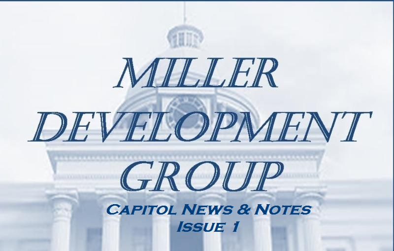 Capitol News & Notes | Issue 1