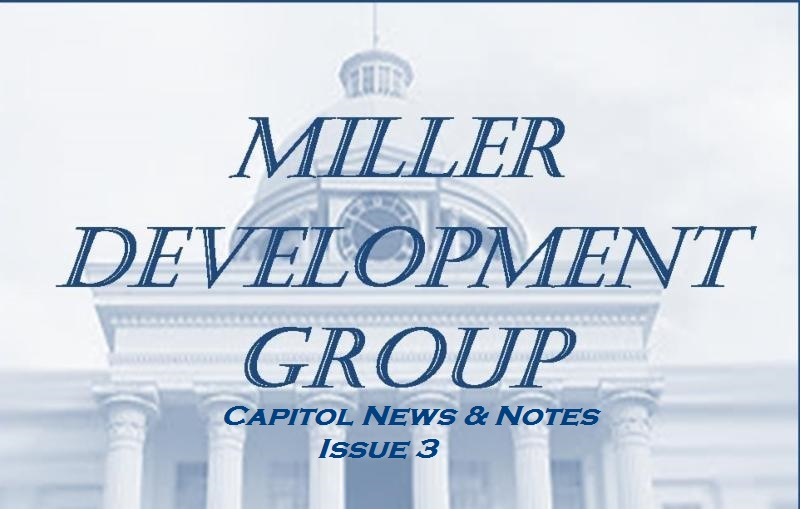 Capitol News & Notes   Issue 3