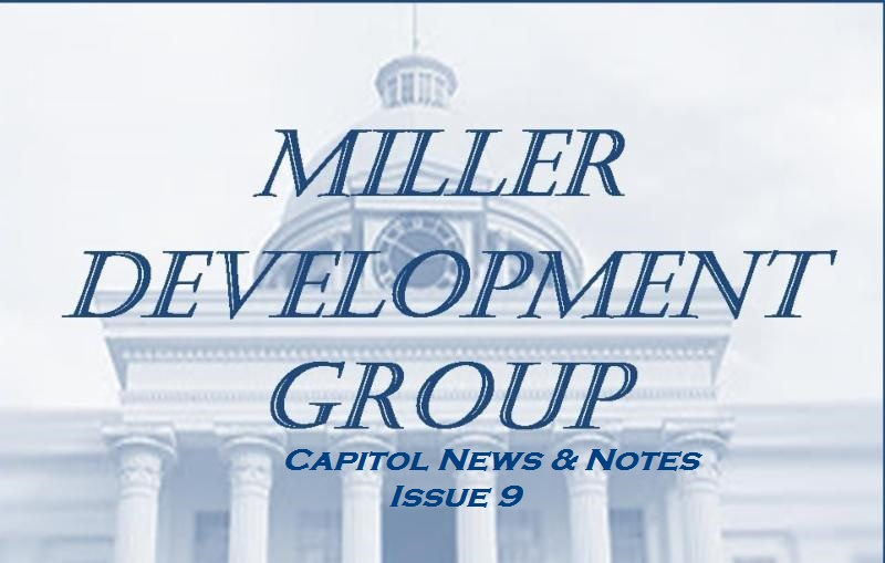 Capitol News & Notes   Issue 9