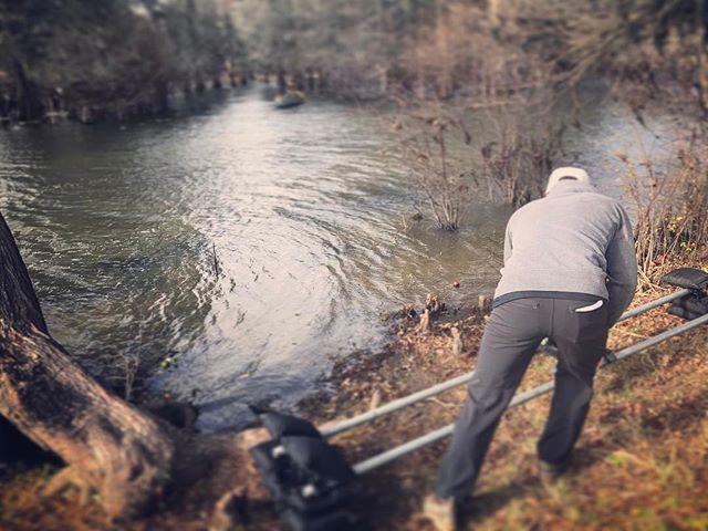 ⠀ @jordanbbradley slide that #danadolly -- back in January shooting #therougarou with @fablehouse.tv for #crypttv ⠀ #crypttv #louisiana #lakemartin #breauxbridge #filmlouisiana #filmla #redepicdragon #dannadolly filmtexas #houstonfilm #shortfilm #horror #comingsoon⠀#louisiana #horror #thriller #wolfboy #dolly #zeiss