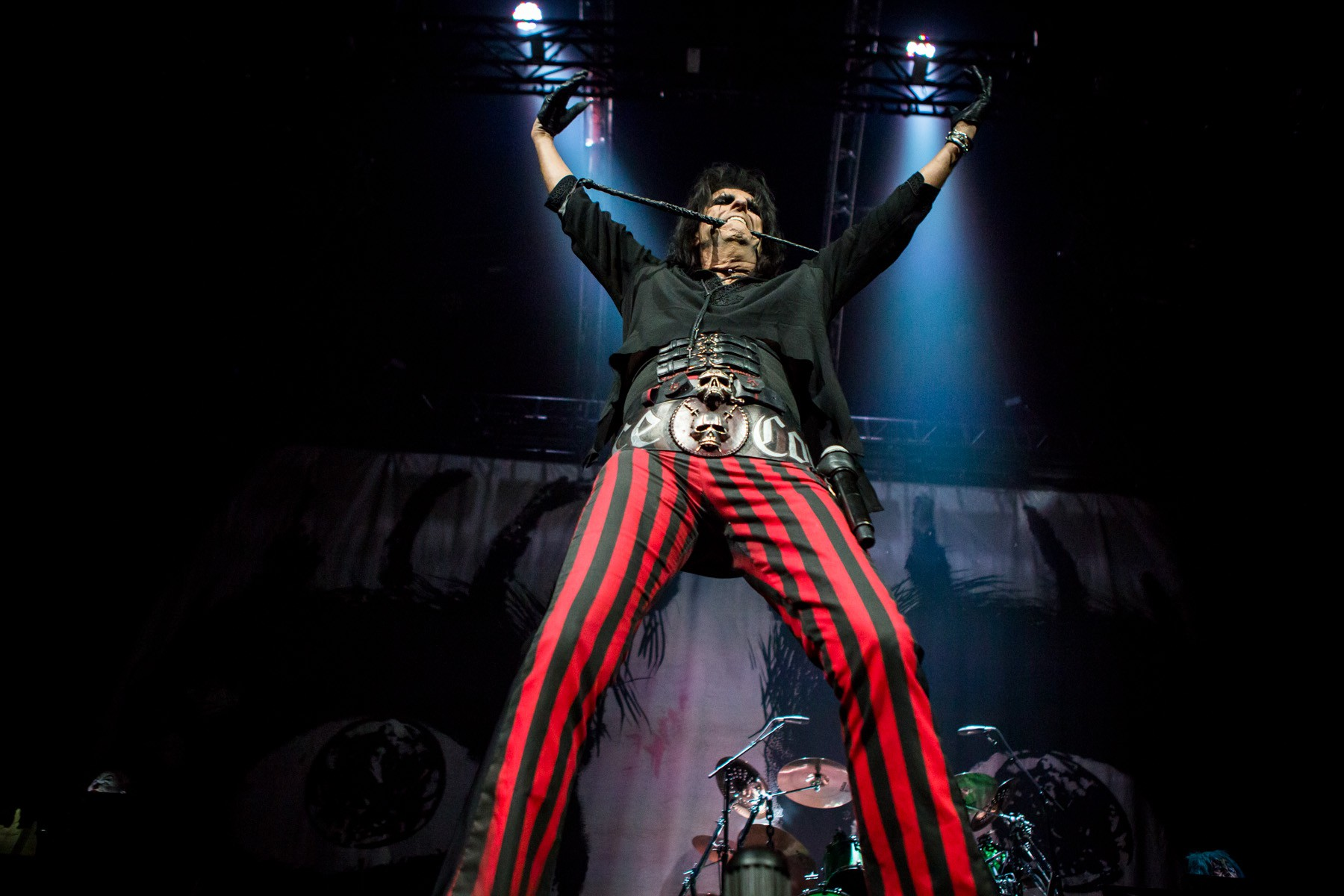 Alice Cooper at Talking Stick Resort Arena, 12/19/16