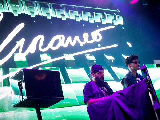 Chromeo performed at Livewire 2/5/16.