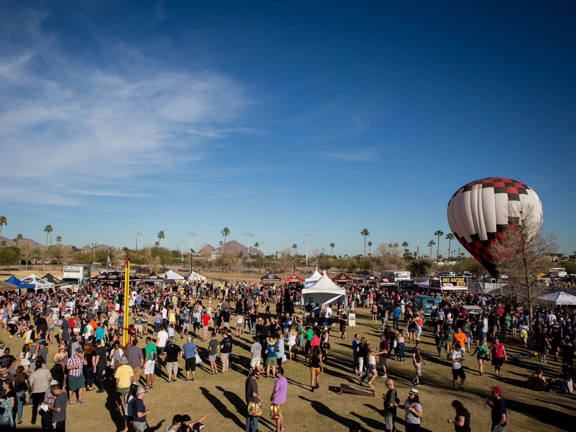 Arizona Strong Beer Festival at Steele Indian School Park - Photo by Melissa Fossum