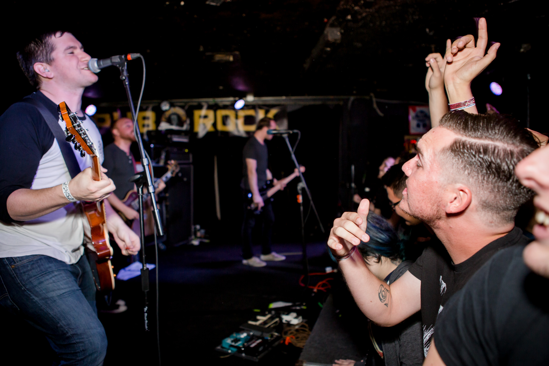 The Menzingers: Photo by Melissa Fossum