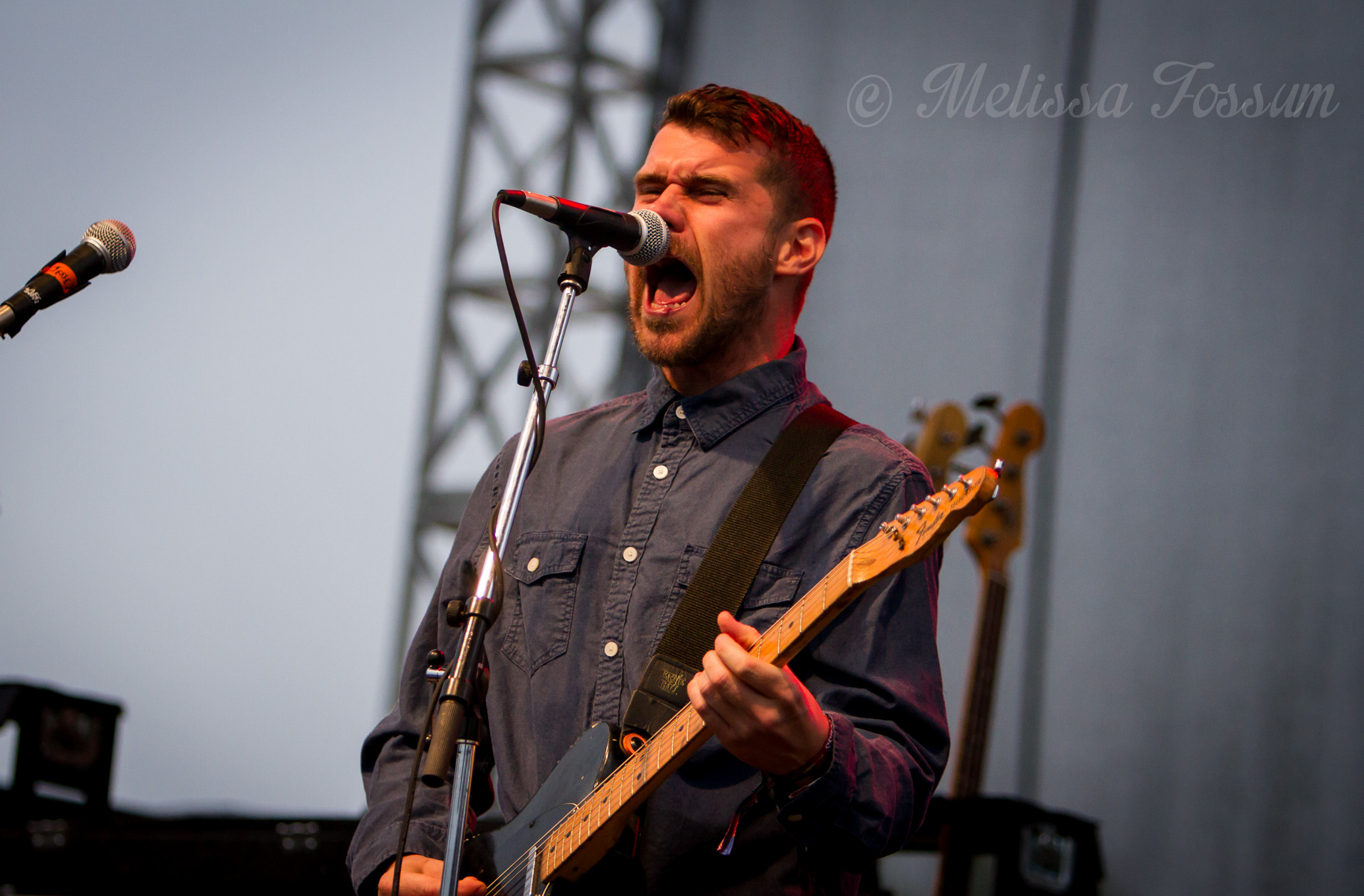 Brand New at Chicago Riot Fest: photo by Melissa Fossum