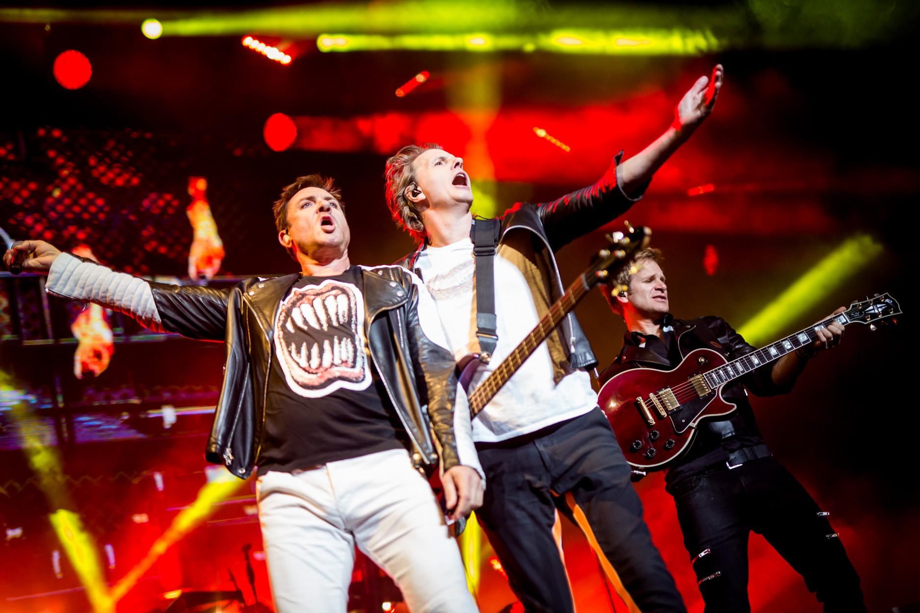 Duran Duran: photo by Melissa Fossum