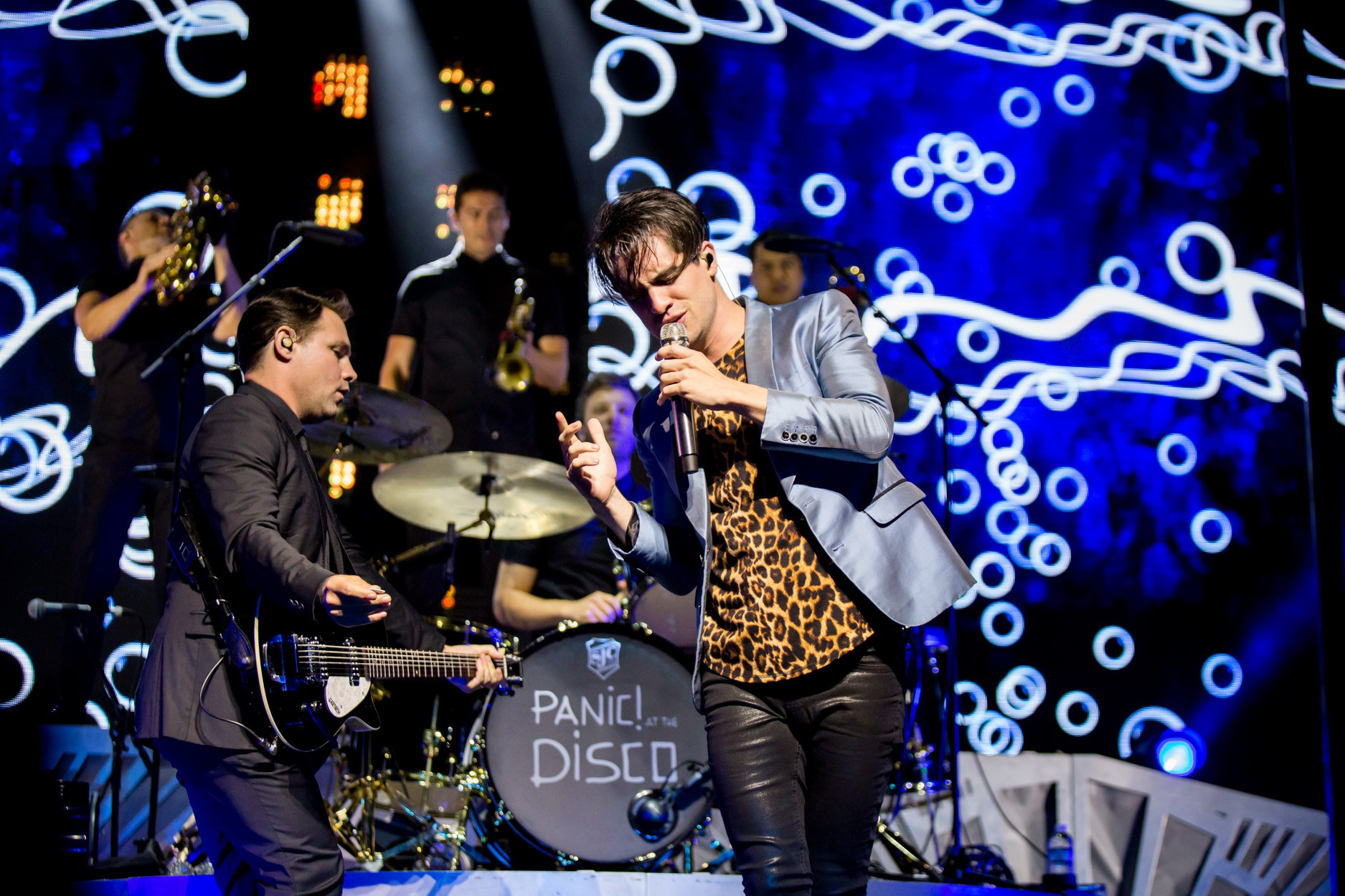 Panic! at the Disco: Photo by Melissa Fossum
