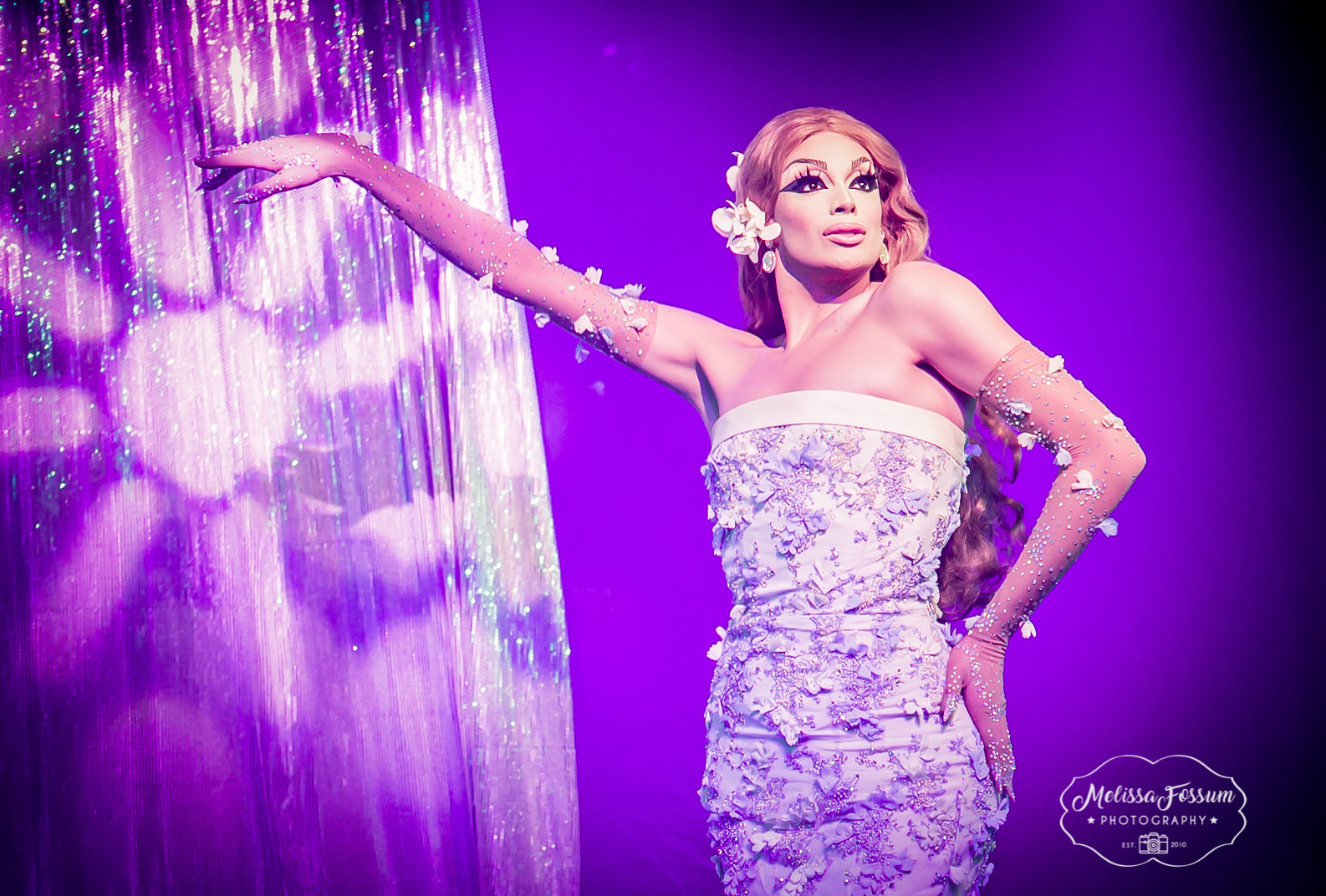 Valentina at Charlie's Phoenix: Photo by Melissa Fossum