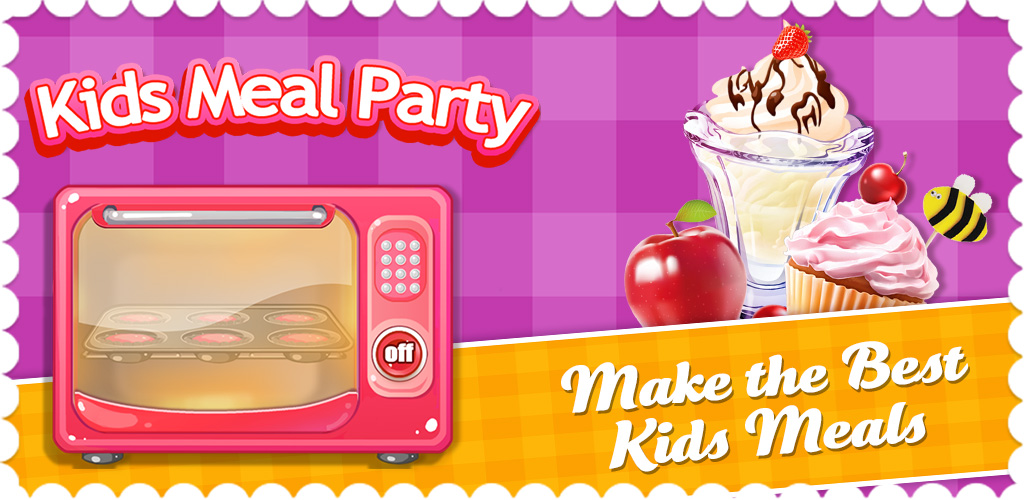 Junior Chef: Party Meal Snacks  What's that rumbling sound? It's your stomach, telling you you're hungry for a fresh, sweet cupcake treat!