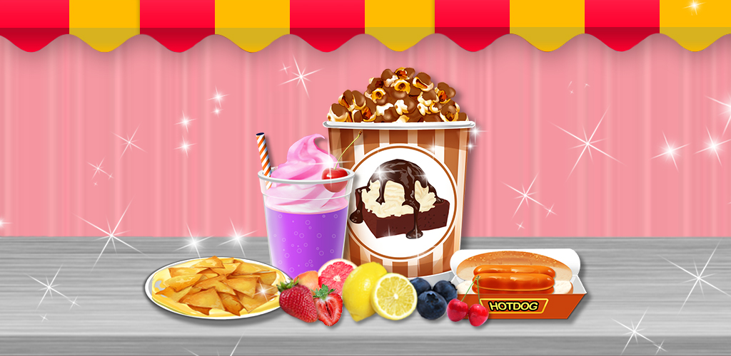 Movie Night - Popcorn & Candy!  Become a DIY party chef and create your own treats such as nachos, chocolate candies, hot dogs and much more.