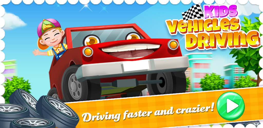 Race Car Kids: Cars Fix & Wash  Racing fast around curves and crossing the finish line first, you've got a need for speed that grows with every race!