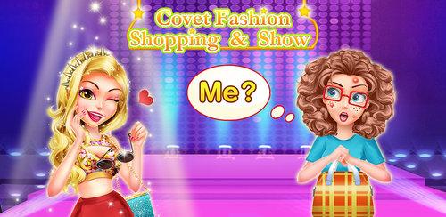 Covet Fashion Dressup  Do you want to be a fashion guru? Shopping Mania!