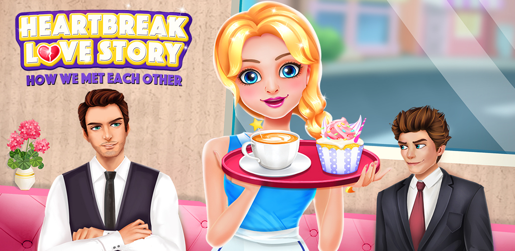 My First Heartbreak Love Story ❤ Choose Your Story  Date a CEO! Free Dressup, Dating, Kissing, Makeup & Crush, and Love Story Games