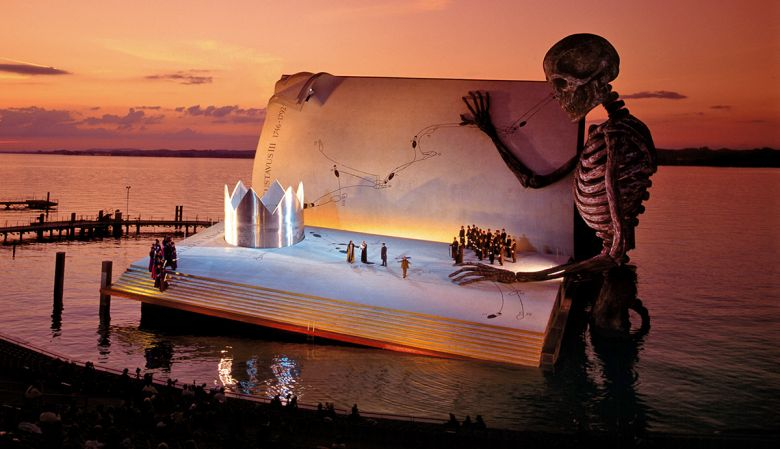 Bregenz Festival Lake Stage