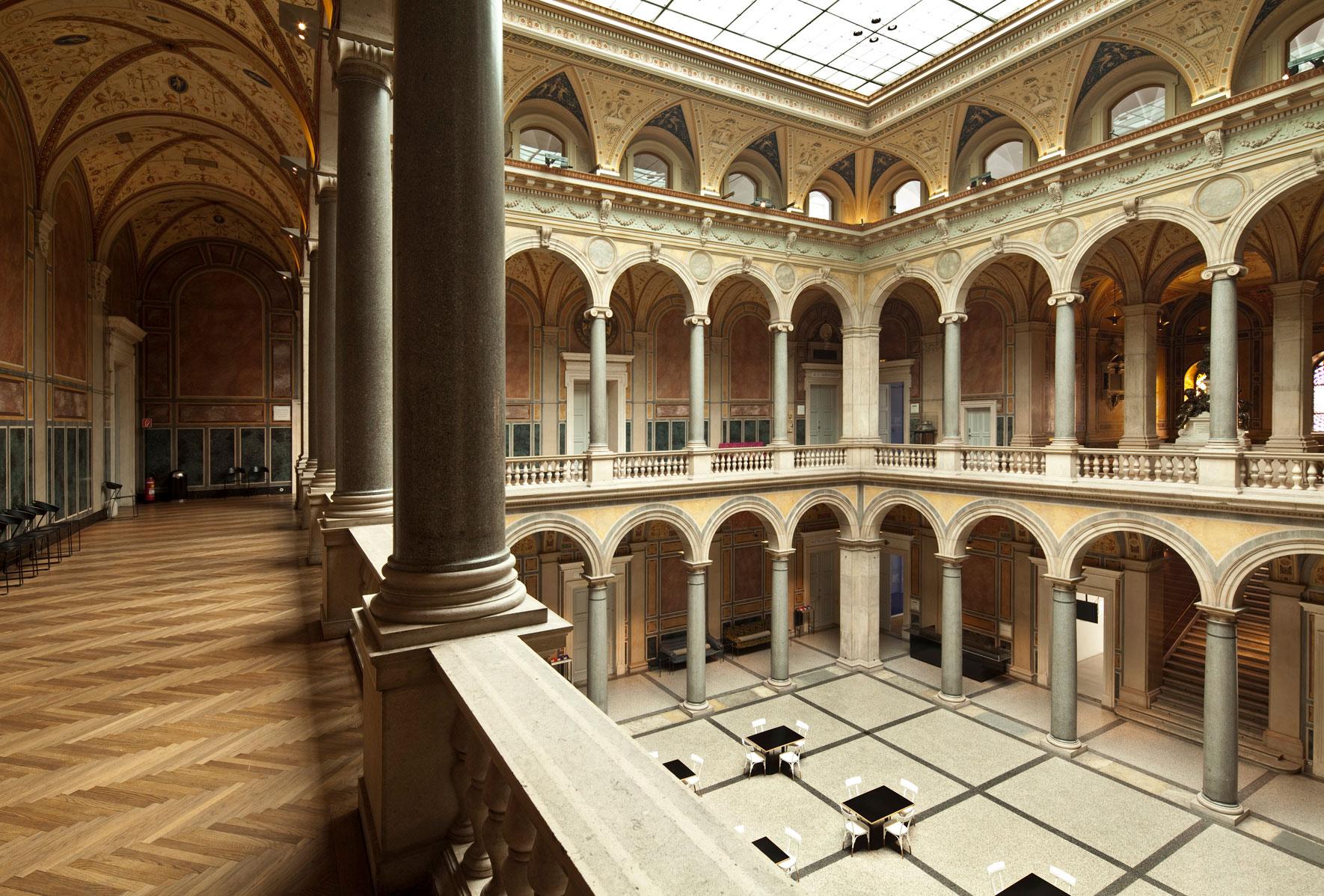 Viennese Modernism, Vienna
