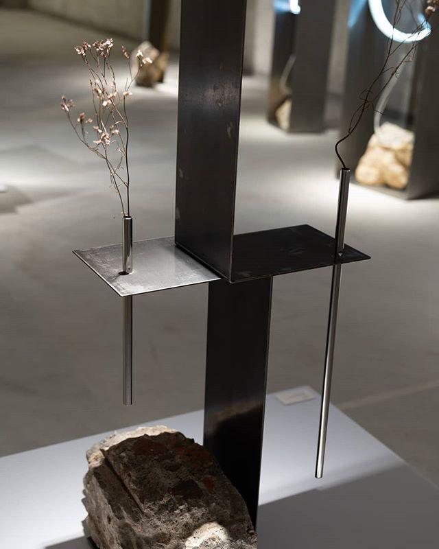 Odd Balance.  Exhibited at Hart Haus Hong Kong.