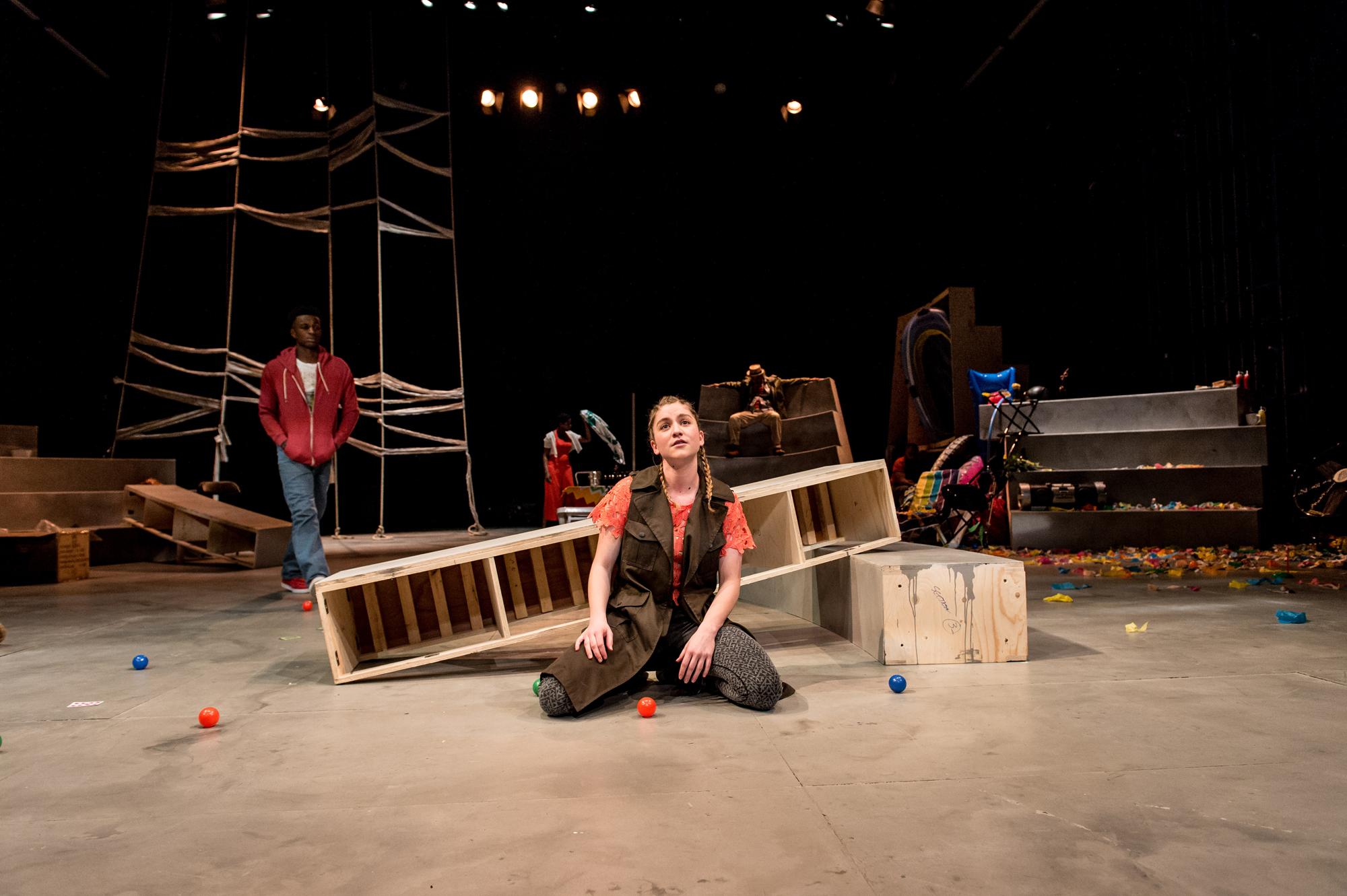 Theo Solomon as Telemachus, Charlotte-De-Bruyne-as-Athena, Jeffery Kissoon as Odysseus,-photo-credit-Manuel-Harlan.jpg