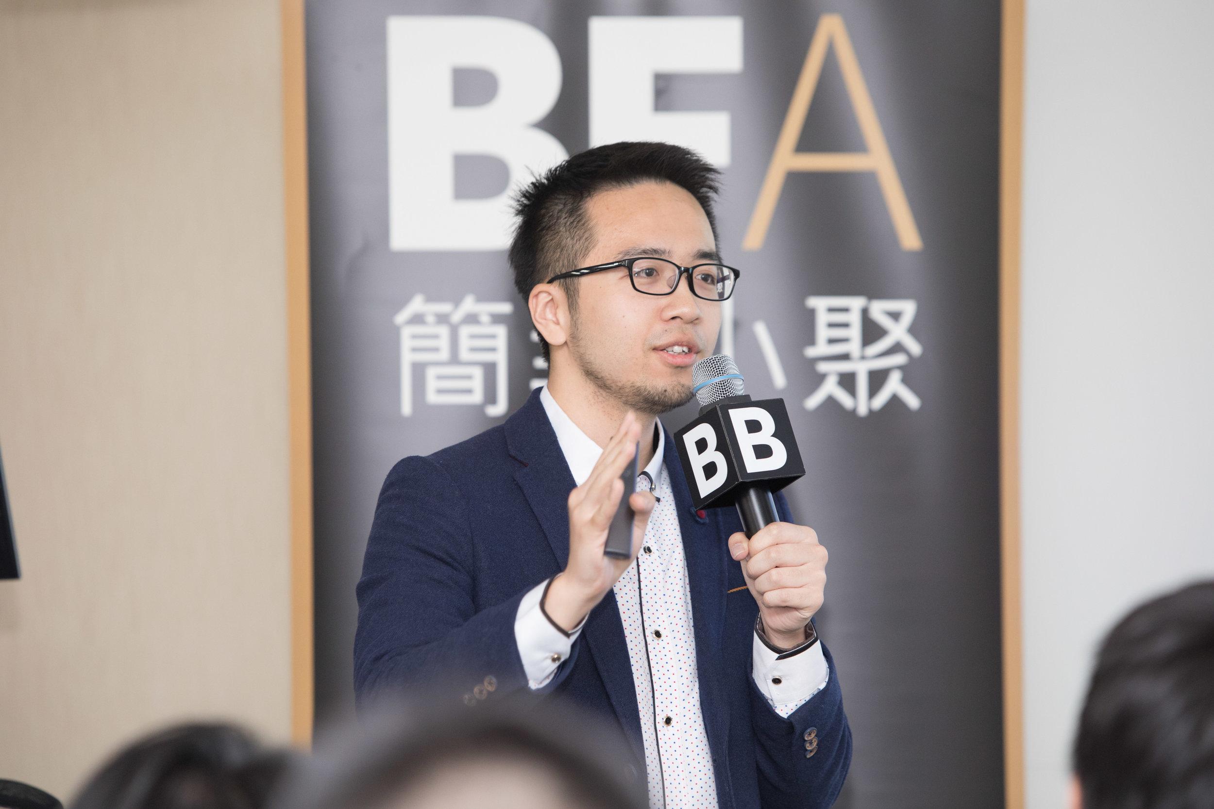 justfont 共同創辦 蘇煒翔:字體的存在是為了延續社交