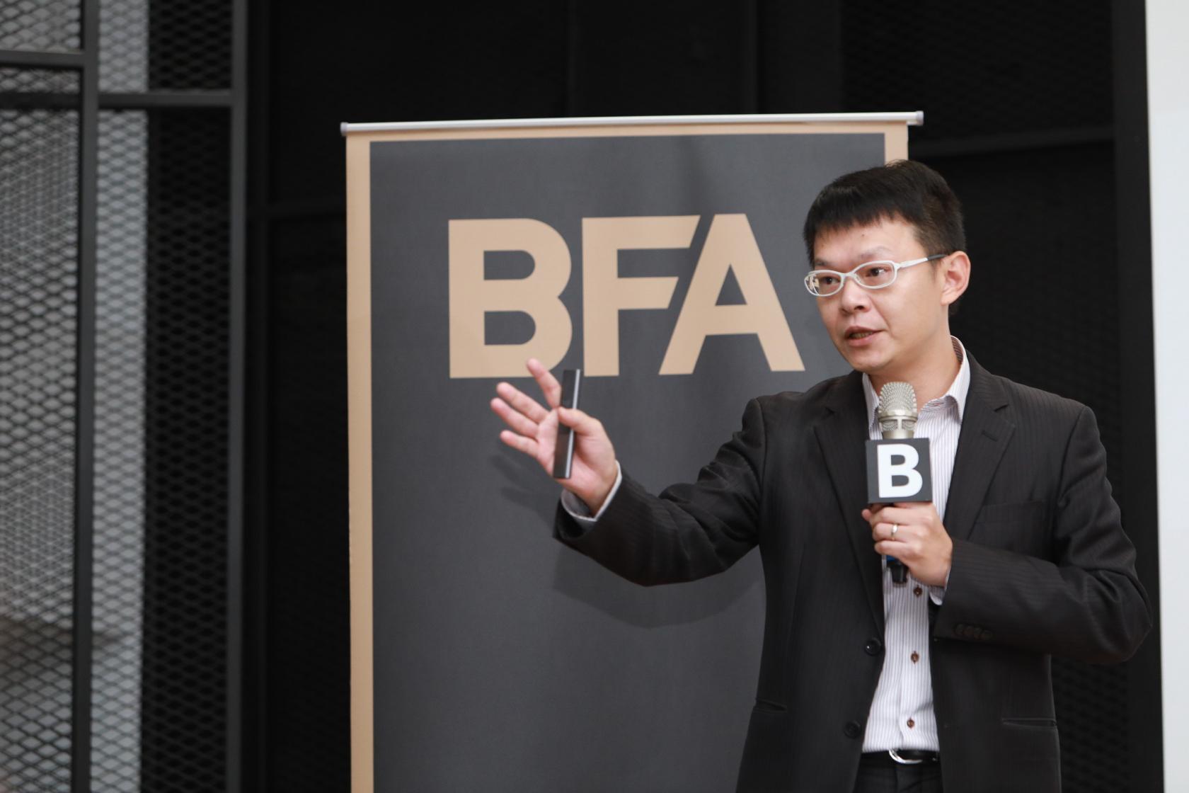 建成行銷顧問首席講師 解世博:有了想法的高度,才有說法的力度