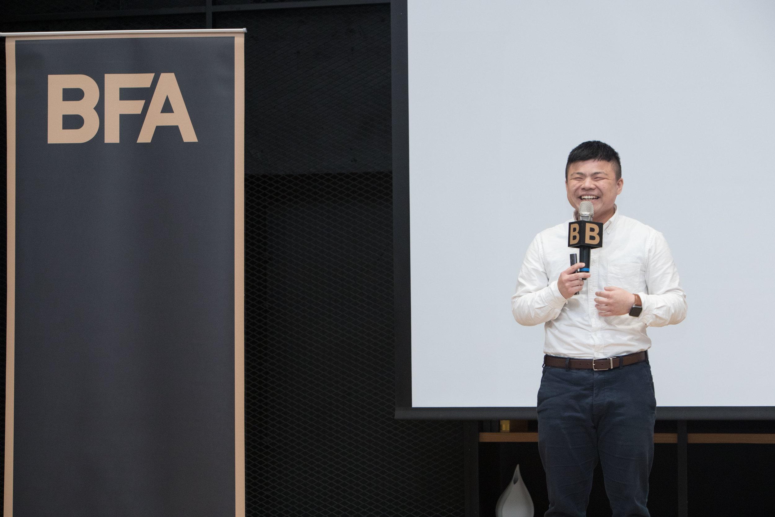 LINE TV 業務經理 郭璿皓:過去影響現在 愛是秘密武器