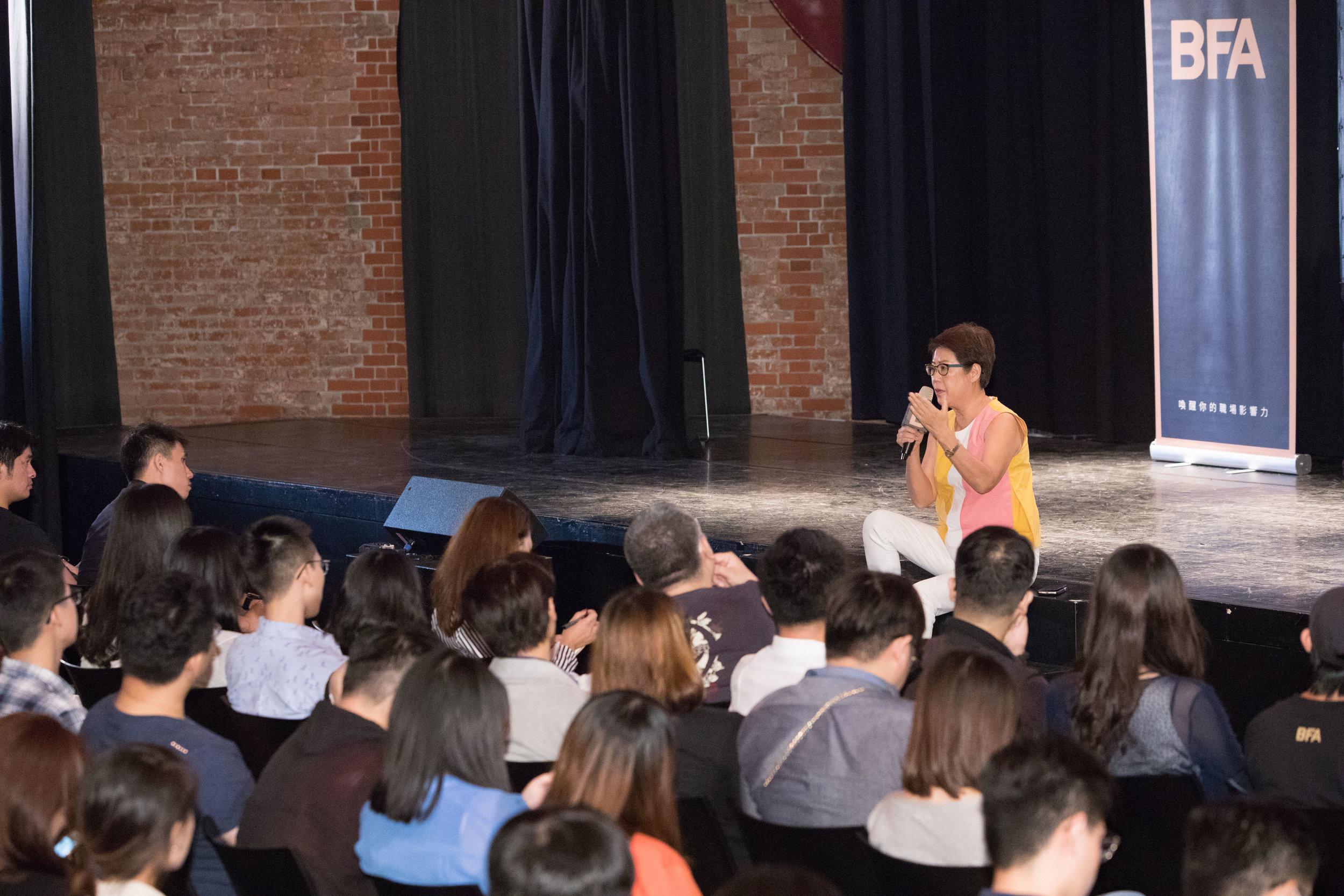 台北 101 總經理 張振亞:確認聽眾,設定目的,最後產生關聯性