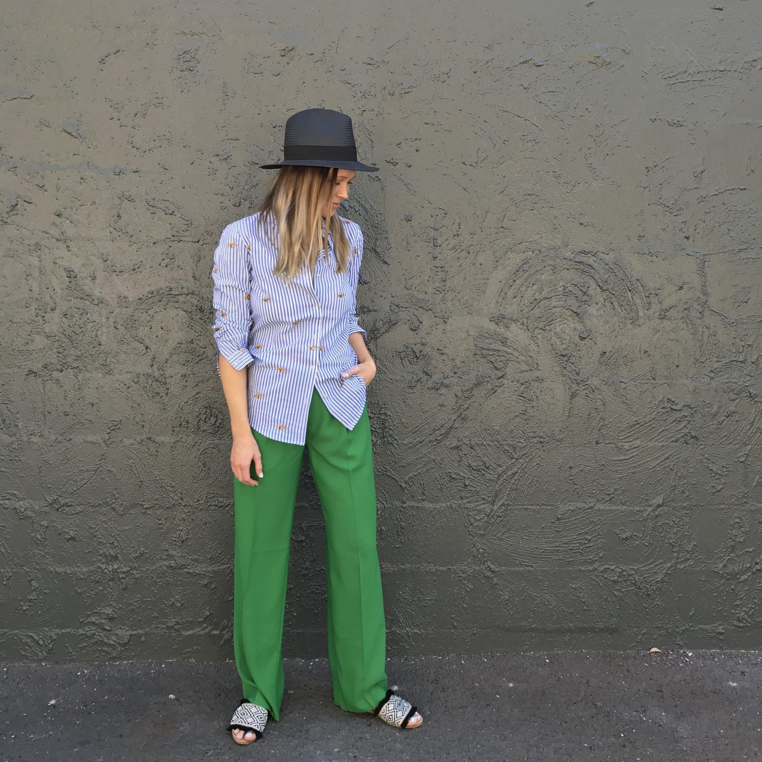 All. About. These. Pants. #scotchandsoda