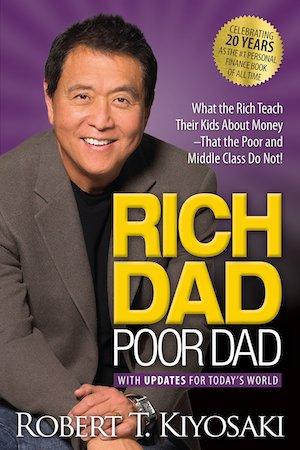 Miriam Ballesteros -  Rich Dad Poor Dad, by Robert T. Kiyosaki
