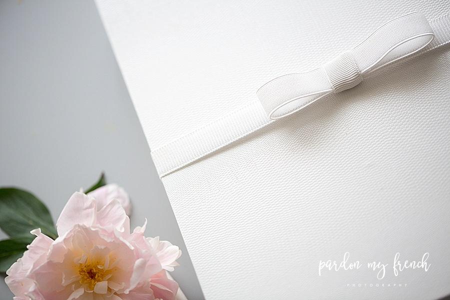 Wedding Presentation Box