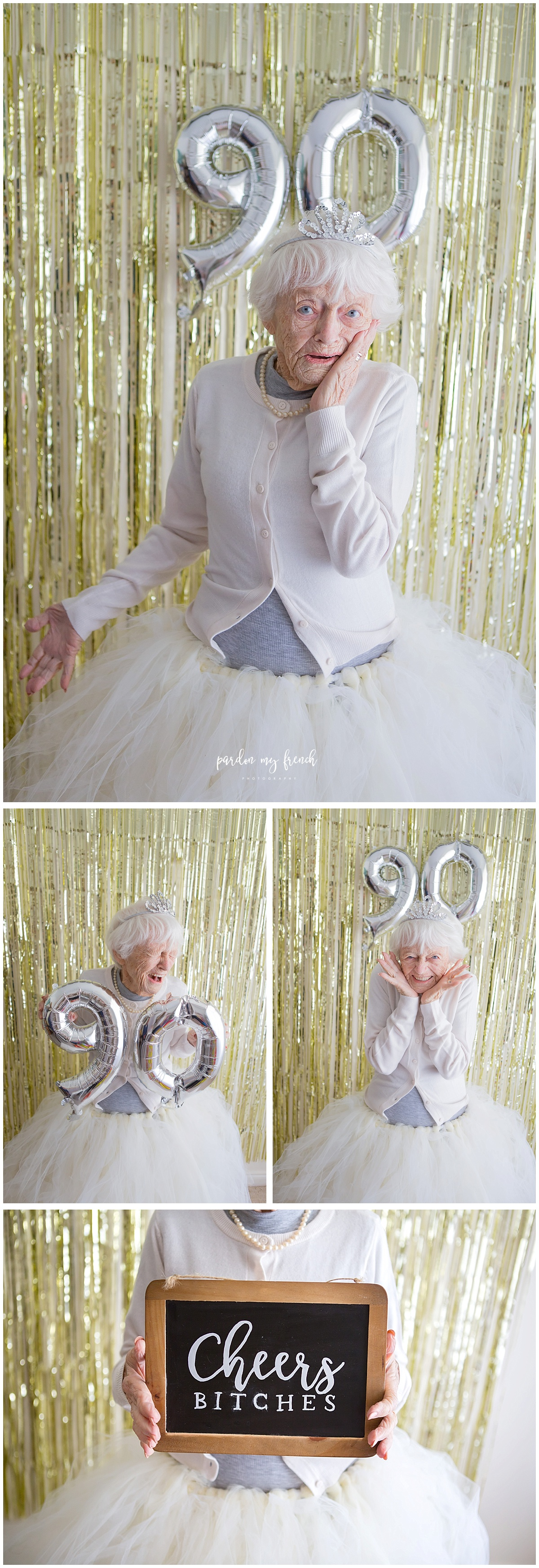Adelaide Photographer 90 year old birthday cake smash copyright Pardon my French Photography 4.jpg
