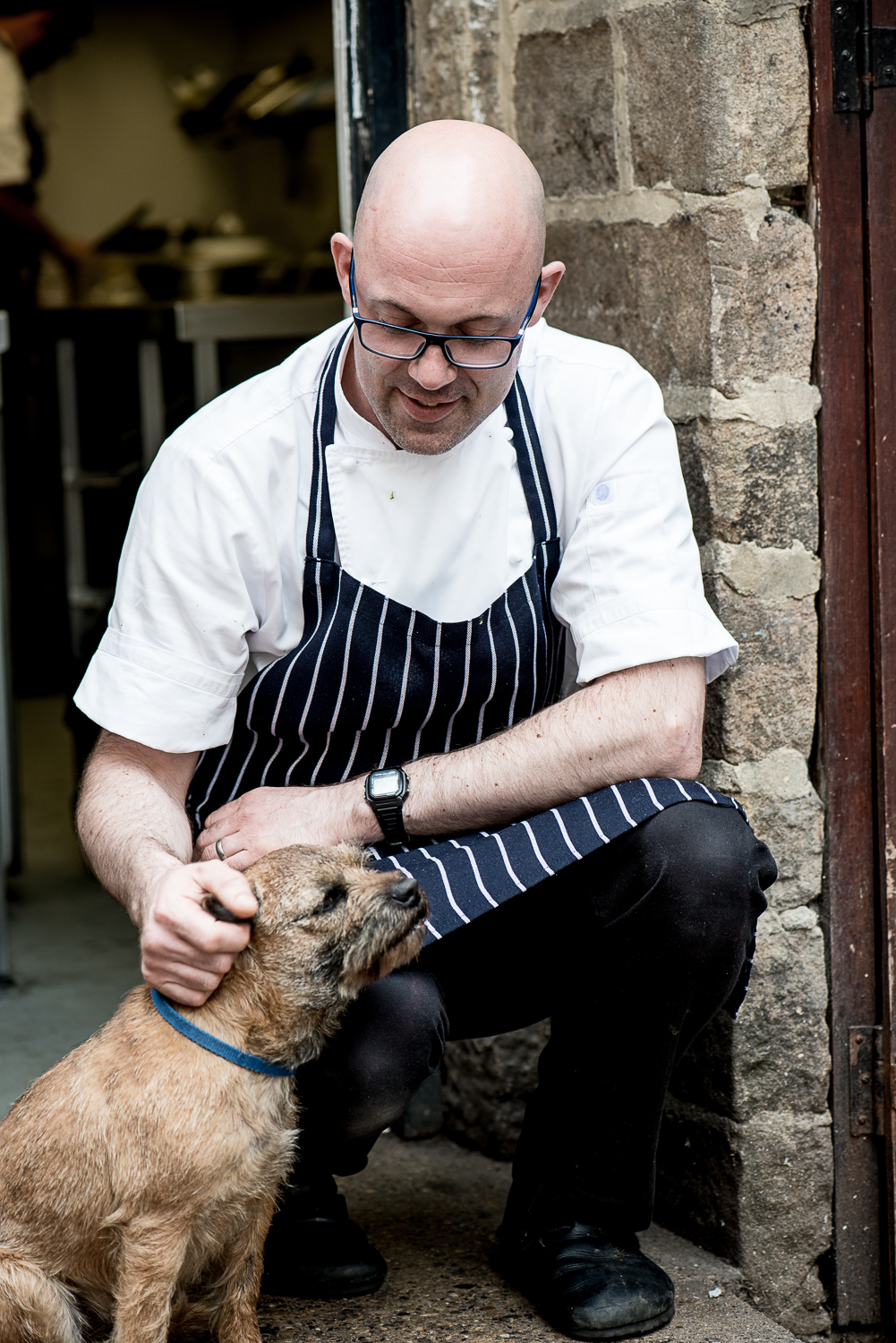 Van Zeller restaurant Harrogate - photos from BBC Good Food Magazine
