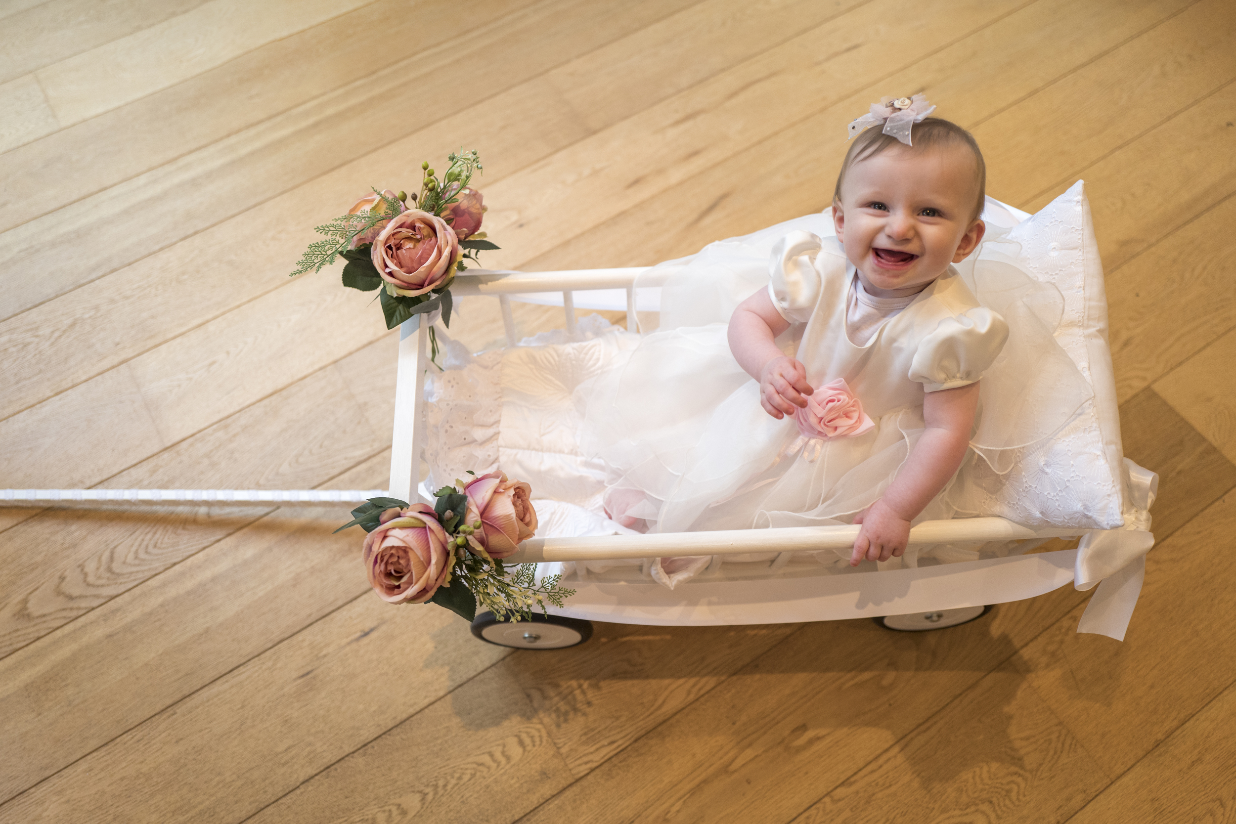 Baby Wedding Carriage 6