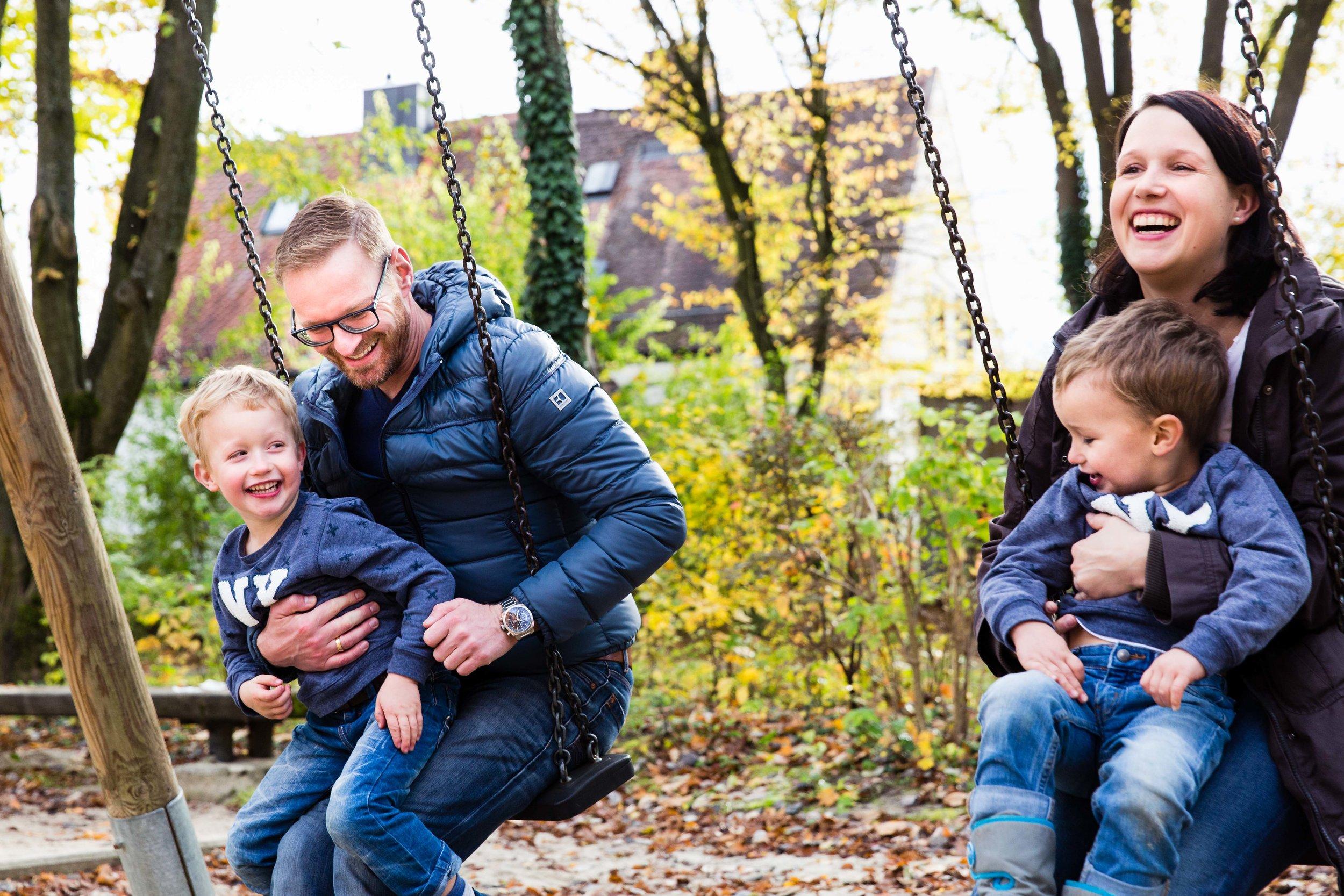 Kinderfotografie Familienfotografie München