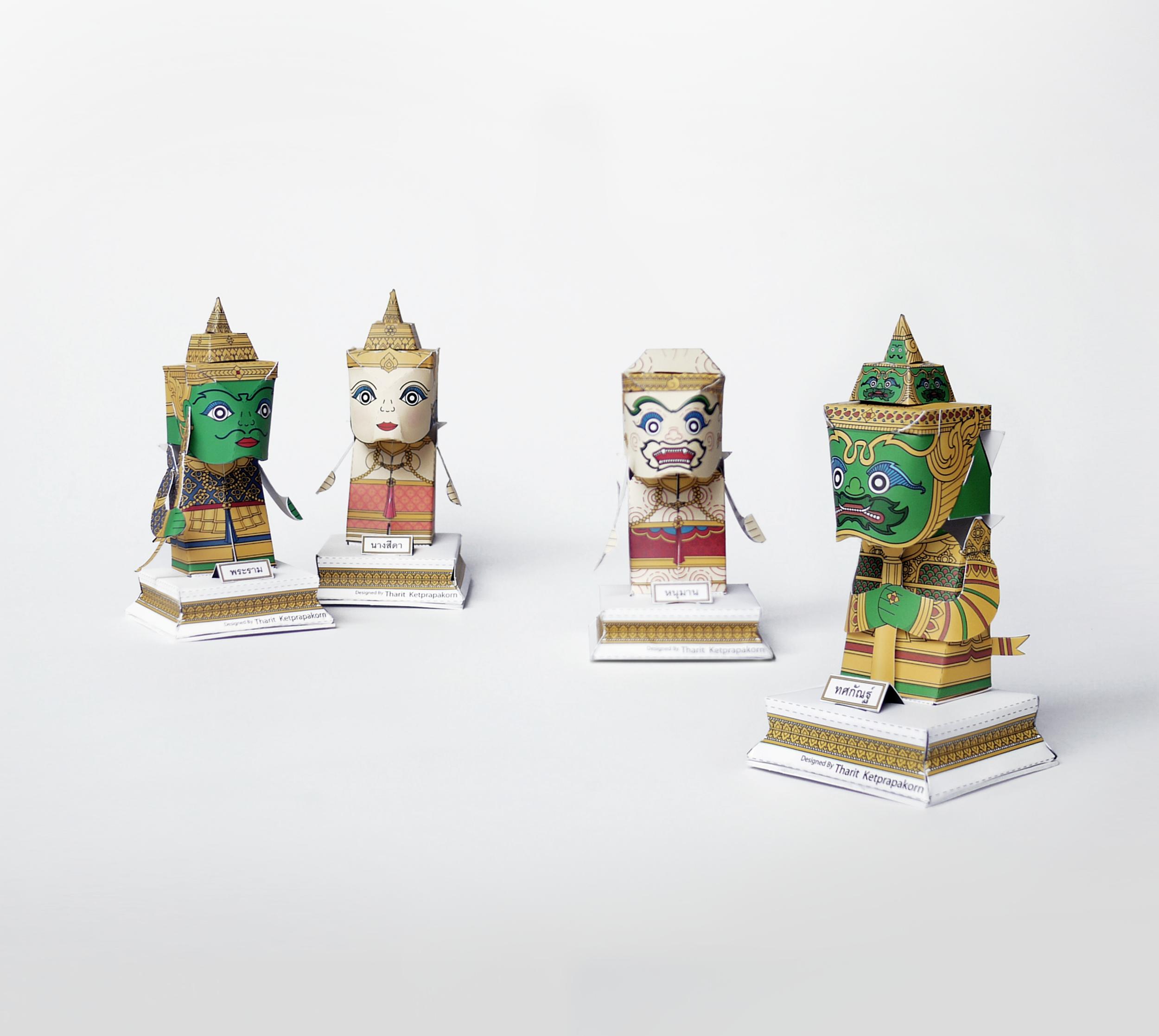 Ramakian Collection