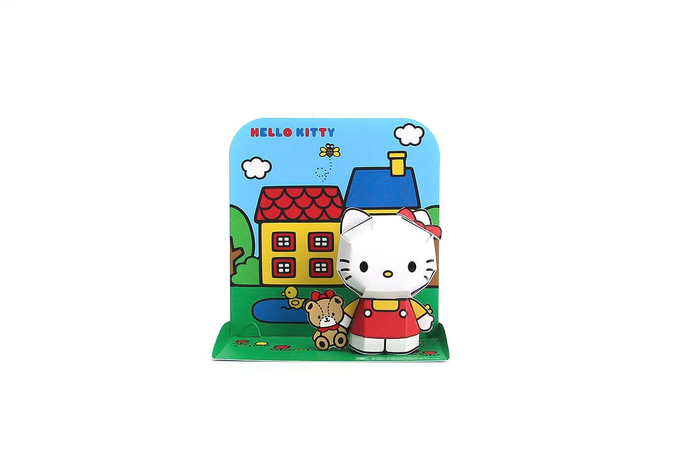 Sanrio Hello Kitty Garden Pen Pouch