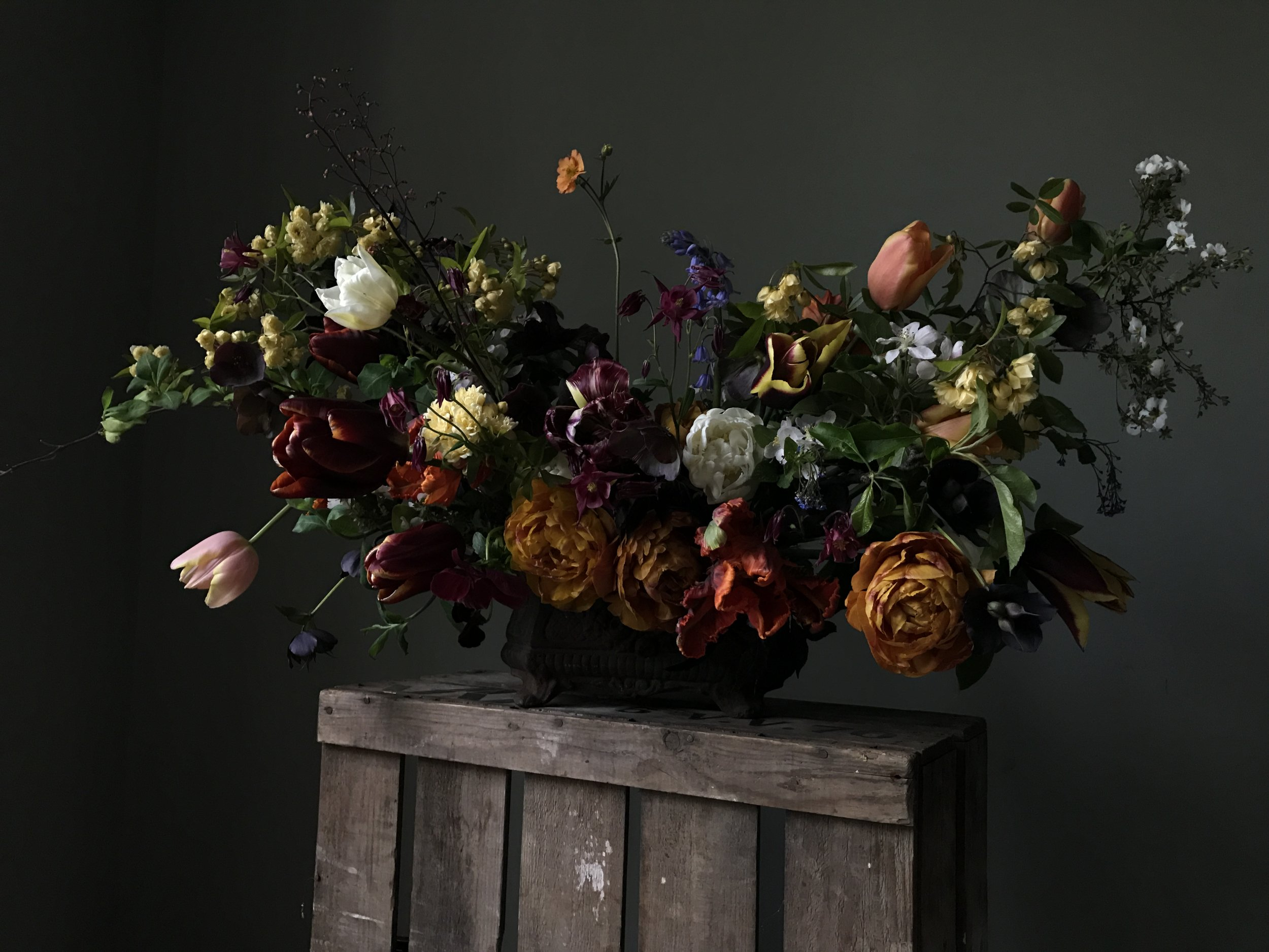 Dutch Masters florals
