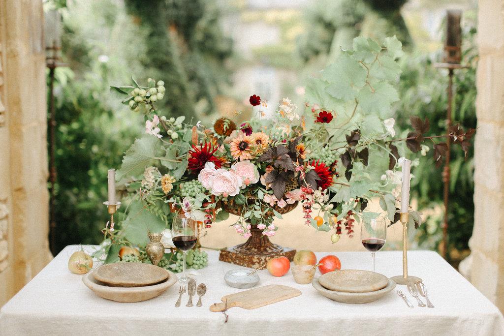 beautiful table designs