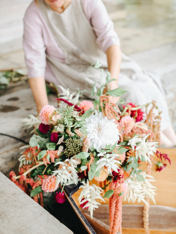 seasonal florals