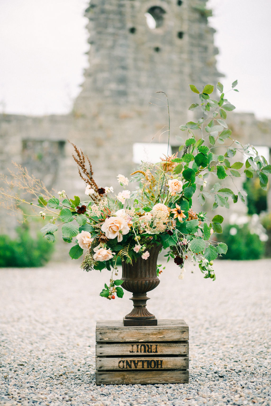 FLOWER FARMERS OF IRELAND - URNS