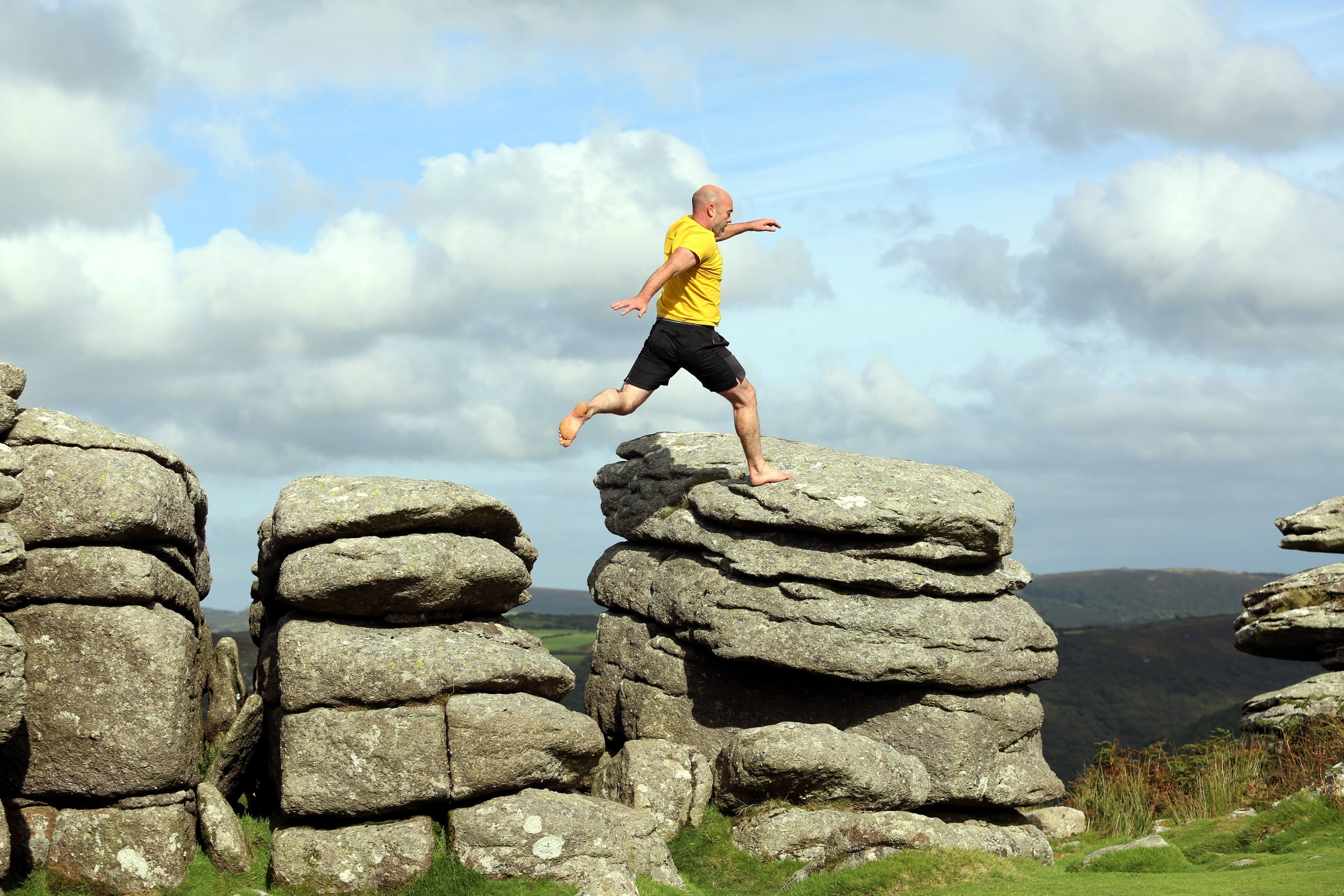 ONE-DAY RUNNING EXPLORATIONS - NEXT Date: TBC